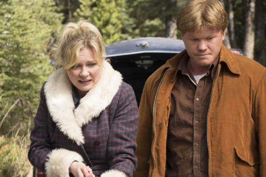 Peggy and Ed - Fargo