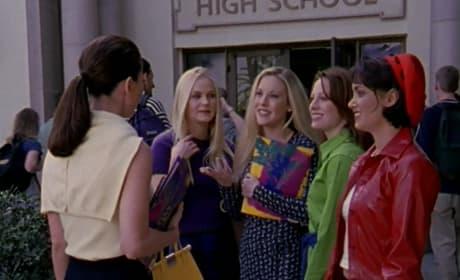 The Cordettes - Buffy the Vampire Slayer Season 2 Episode 16