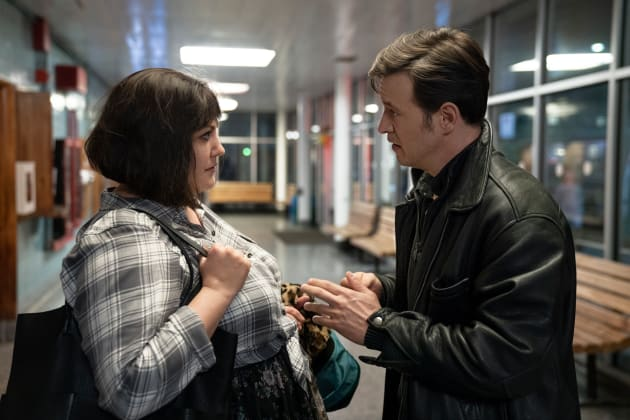 Dominic And Plum - Dietland Season 1 Episode 7