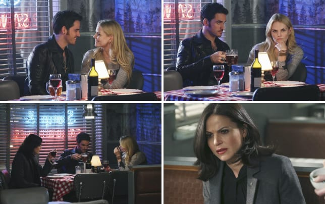A romantic evening once upon a time s4e13