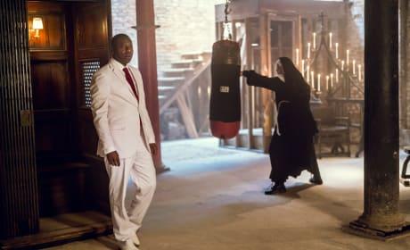 Hoover Supervises Nuns - Preacher Season 3 Episode 7