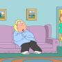 Chris In Blue - Family Guy Season 16 Episode 10