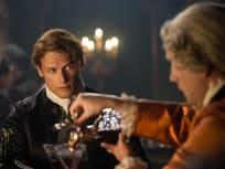 Jamie in France - Outlander