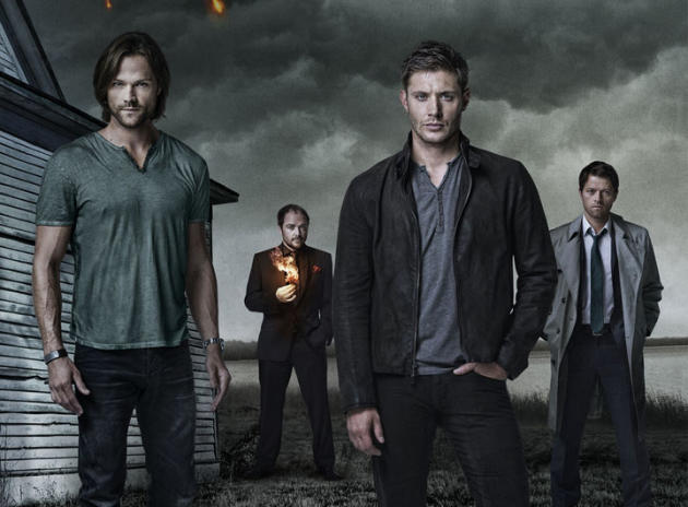 Supernatural Core Four
