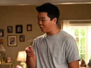 Eddie in pajamas - Fresh Off the Boat Season 6 Episode 4