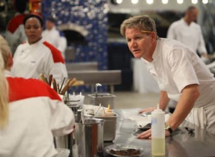 Watch Hell's Kitchen Season 12 Episode 3 Online