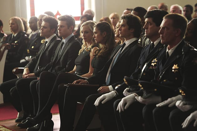 In Mourning - The Vampire Diaries Season 6 Episode 15