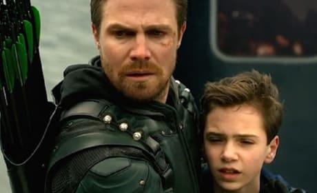 Arrow: Fatherhood