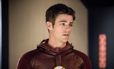At Rest - The Flash Season 3 Episode 2
