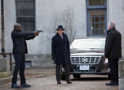 Watch The Blacklist Season 2 Episode 9 Online