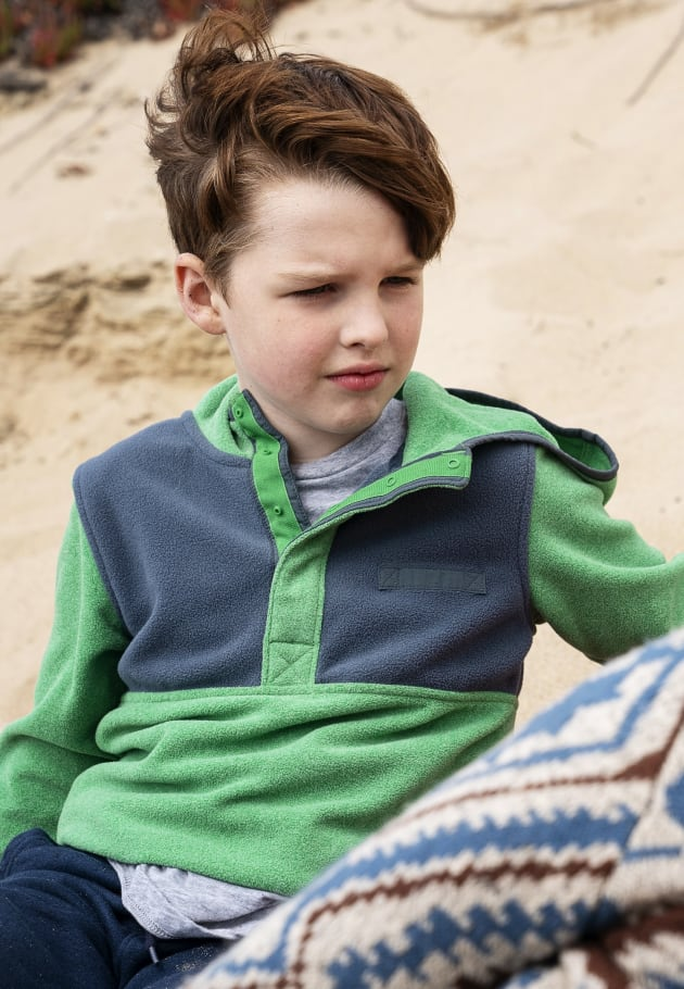 Little Boy Big Future - Big Little Lies Season 2 Episode 7