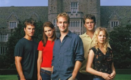 Everything Wrong With The Dawson's Creek Series Finale
