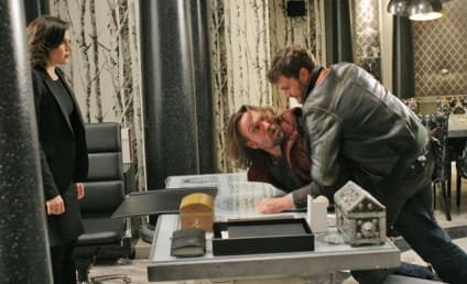 Once Upon a Time Review: The Blackened Heart