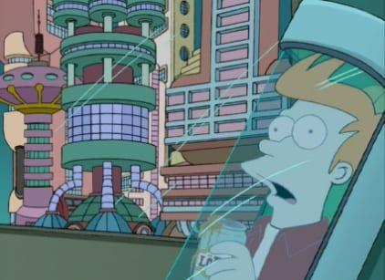 Watch Futurama Season 1 Episode 1 Online