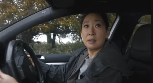 A Face Off - Killing Eve