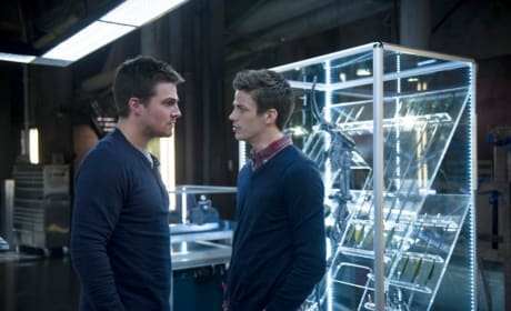 Barry and Oliver