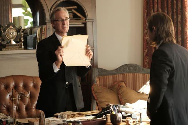 Alice's dad returns! - The Magicians Season 2 Episode 6