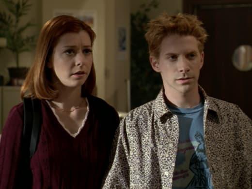 Escaped Animal - Buffy the Vampire Slayer
