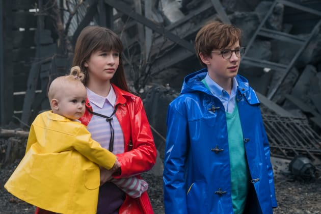 We're on a School Trip! - Lemony Snicket's A Series of Unfortunate Events