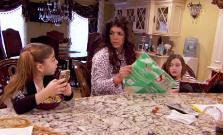 Teresa G. - The Real Housewives of New Jersey Season 6 Episode 9