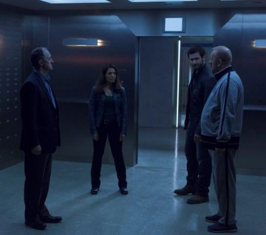 Meeting of the Minds - Taken Season 1 Episode 5