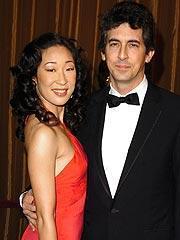 Sandra Oh and Ex