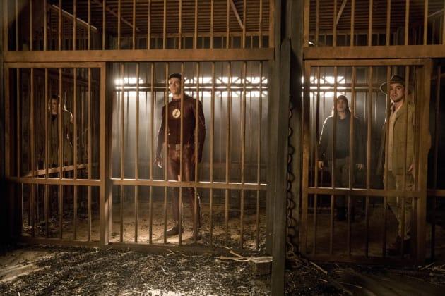 Failed Rescue  - The Flash Season 3 Episode 13