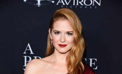 Sarah Drew to Star in Freeform Thriller