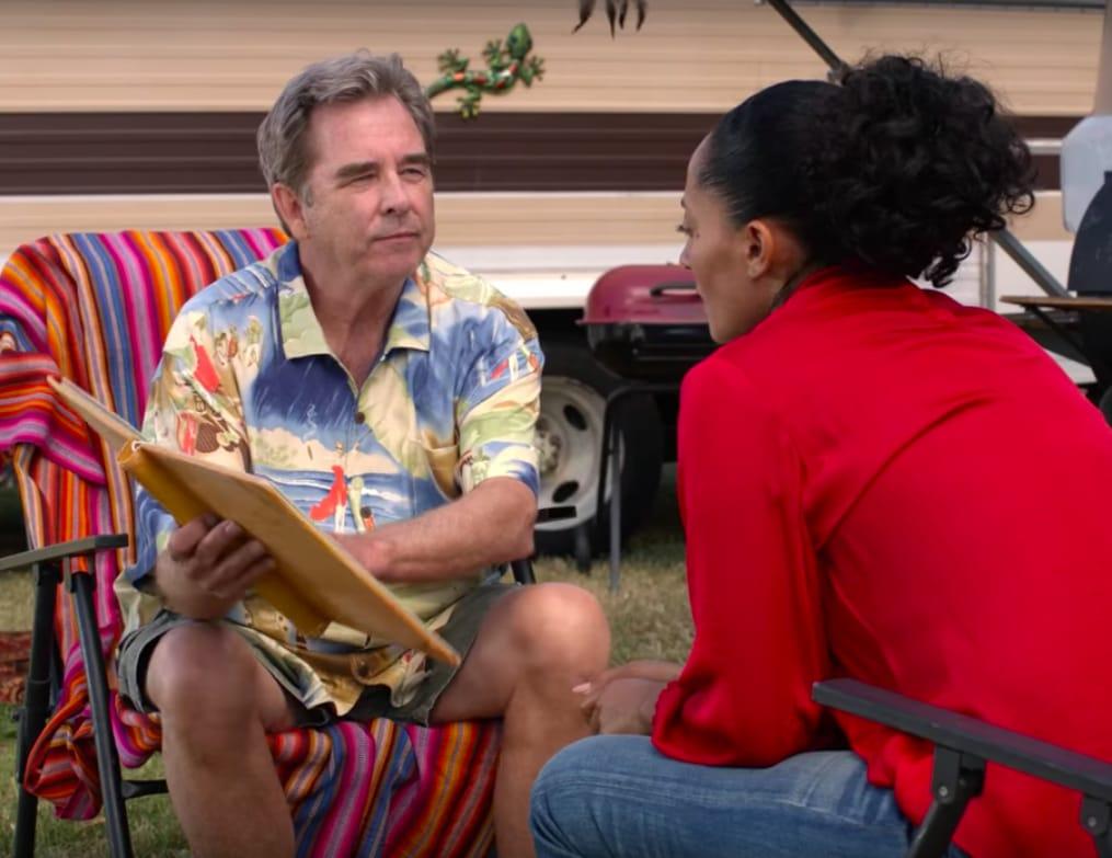 Bow Visits Her Dad - black-ish Season 3 Episode 8 - TV Fanatic