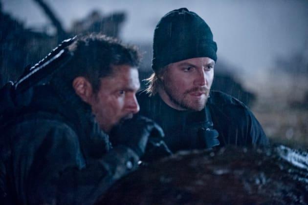 Slade and Oliver