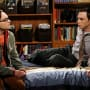 Leonad and Sheldon Discusss
