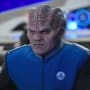 Bortus at His Station - The Orville Season 1 Episode 4