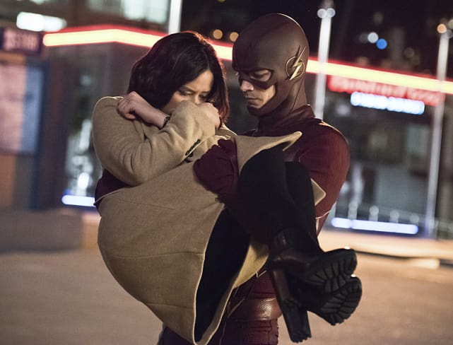 Part of the Plan? - The Flash Season 2 Episode 6