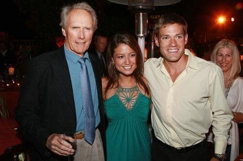 Andy, Tessa... and Clint