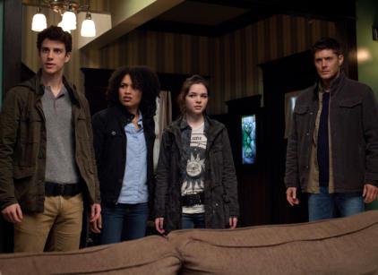 Watch Supernatural Season 8 Episode 18 Online