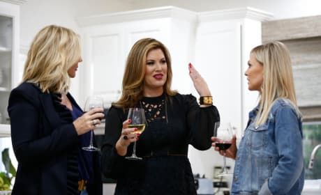 Getting To Know You - The Real Housewives of Orange County