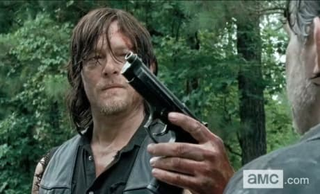 The Walking Dead Season 6 Midseason Premiere: Watch the First 4 Minutes NOW!