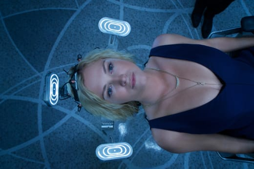 Clarke Gets Tested On - The 100 Season 6 Episode 5