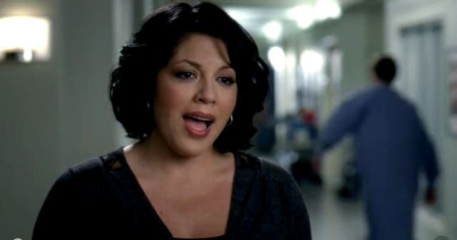 Callie - Grey's Anatomy