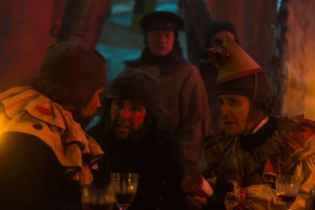 Having a Party - The Terror Season 1 Episode 6