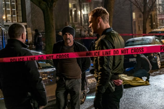 There's Been a Murder - Chicago PD Season 4 Episode 20