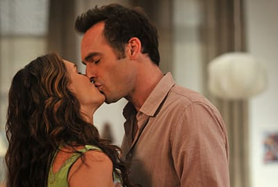 Wendy and Shane Kiss