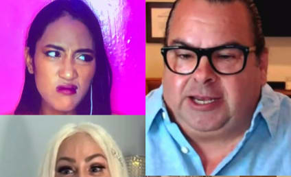 90 Day Fiance Recap: The Couples Tell More ... and the Tea Spilleth Over!
