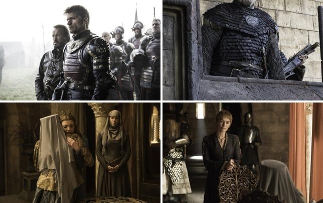 Jaime sent away game of thrones s6e7
