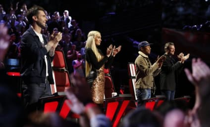 TV Ratings Report: The Voice & Dancing With The Stars Down From Last Year