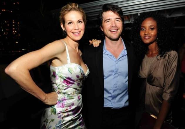 Three Gossip Girl Stars