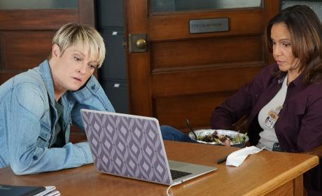 Scouring The Web - The Fosters Season 4 Episode 19