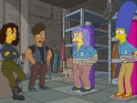 The Heist - The Simpsons