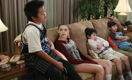 Fresh Off the Boat Season 1 Episode 7 Review: Showdown at the Golden Saddle