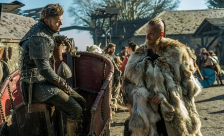 Ivar and Bjorn - Vikings Season 4 Episode 20